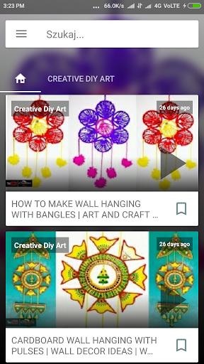 Art And Craft Ideas Videos Apk Download Apkpure Co