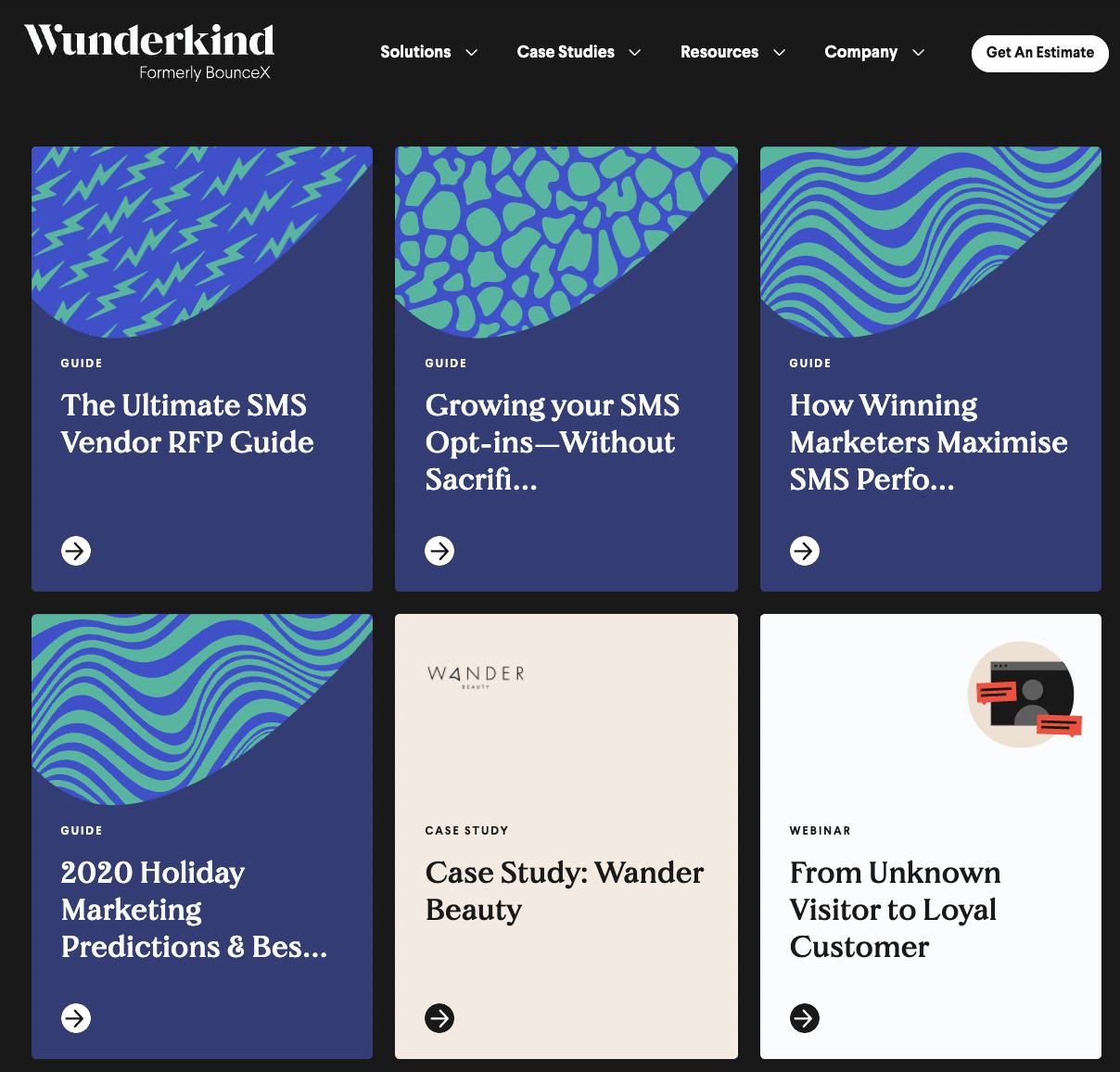 wunderkind omniscient digital blog example
