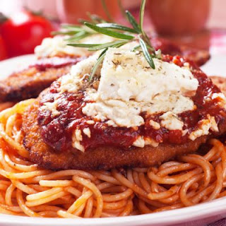 Slow-Cooked Chicken Parmesan