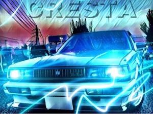 クレスタ GX71 ワンカムです😅のカスタム事例画像 かどさんの2018年09月22日18:34の投稿