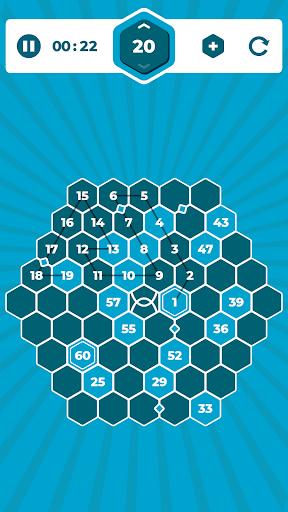 RIKUDO Puzzles u2605 Number Mazes 1.1.2 screenshots 2