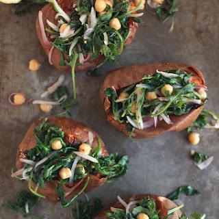 Vegan Stuffed Sweet Potatoes Recipes.