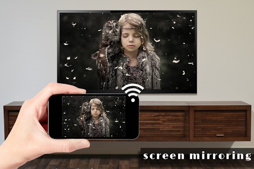Screen Mirroring with TV : Connect Mobile to TV 1.1 screenshots 4