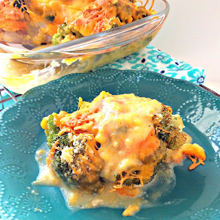Easy Chicken and Broccoli Casserole.