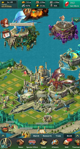 Dragons of Atlantis 10.0.3 screenshots 6