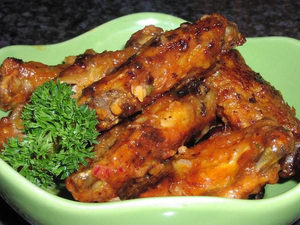 Jamaican Jerk Hot Wings Recipe