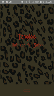 Tangles Hair and Nail Salon for PC-Windows 7,8,10 and Mac apk screenshot 1