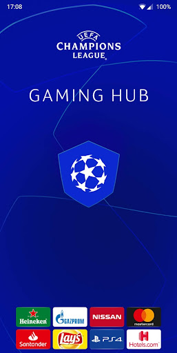 UEFA Champions League - Gaming Hub 4.3.5 androidappsheaven.com 1