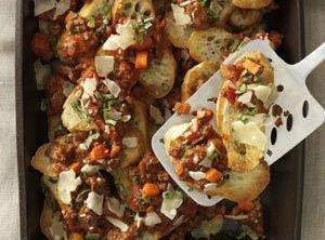 Sicilian Nachos Recipe