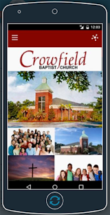 Crowfield Baptist Church- screenshot thumbnail