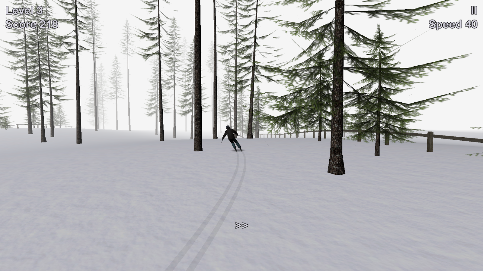 Alpine Ski III- screenshot