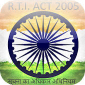 RTI Act-Hindi & English