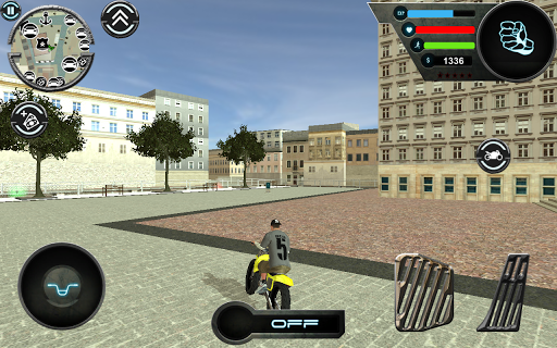 Crime Driver - screenshot