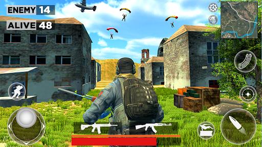 Free Battle Royale: Battleground Survival 2 1