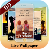 Friendship Day Live Wallpaper - HD Live Wallpaper