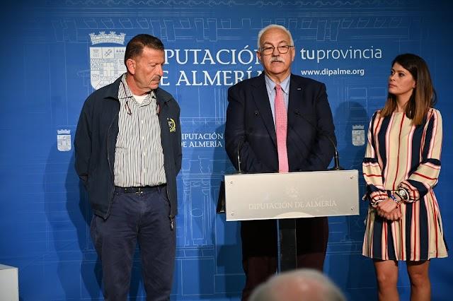 Manuel alonso, presidente de la Federación andaluza de Automovilismo