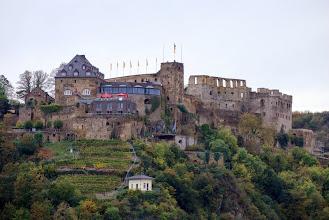 Photo: Rhinefels Castle