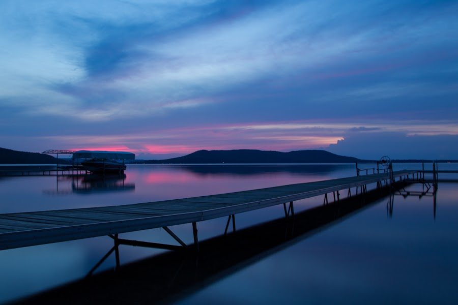 by Mark  Postal - Landscapes Waterscapes