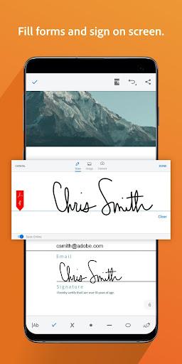 Adobe Acrobat Reader: PDF Viewer, Editor & Creator screenshot 4