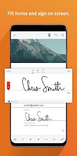 Adobe Acrobat Reader: PDF Viewer, Editor & Creator 4