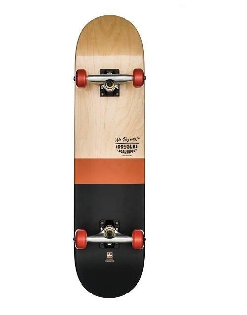 skateboard - Globe G2 Half dip 2 Natural/rust 7.75