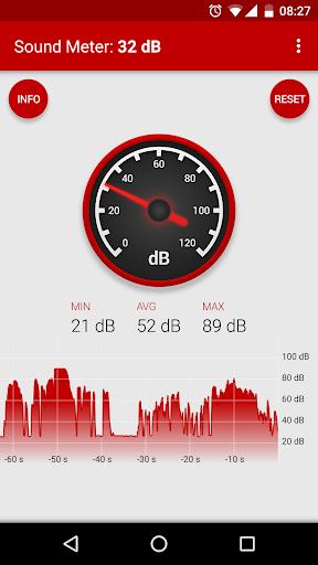 Sound Meter by Splend Apps v1.21 [Ad-Free]