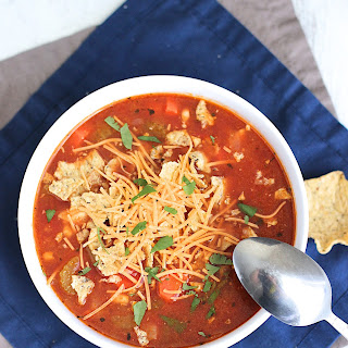 Mexican Chicken Soup – Updated!