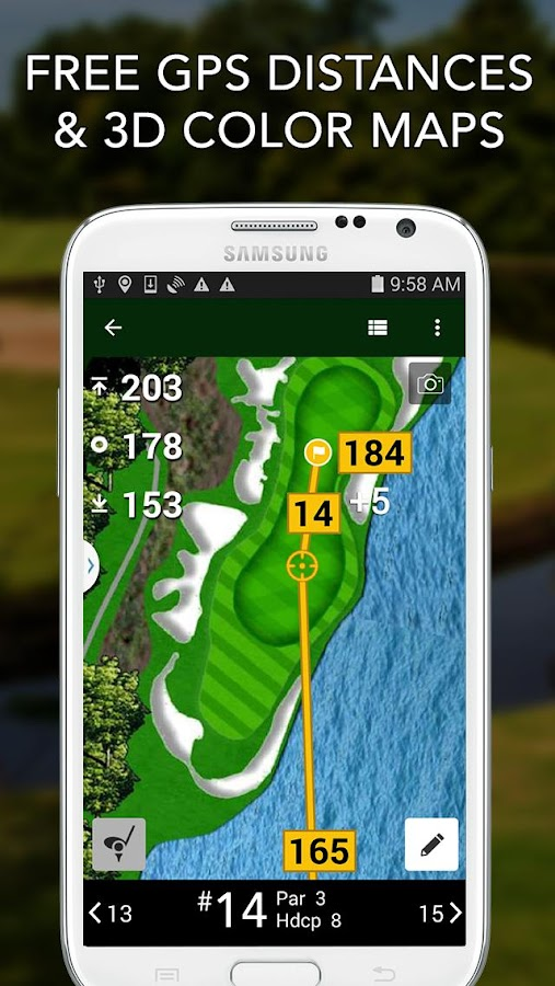GolfLogix #1 Free Golf GPS App- screenshot