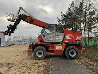 Picture of a MANITOU MRT2150P+