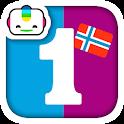 Bogga Tall norsk - Lær å telle