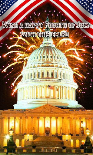USA Independence Day Greetings