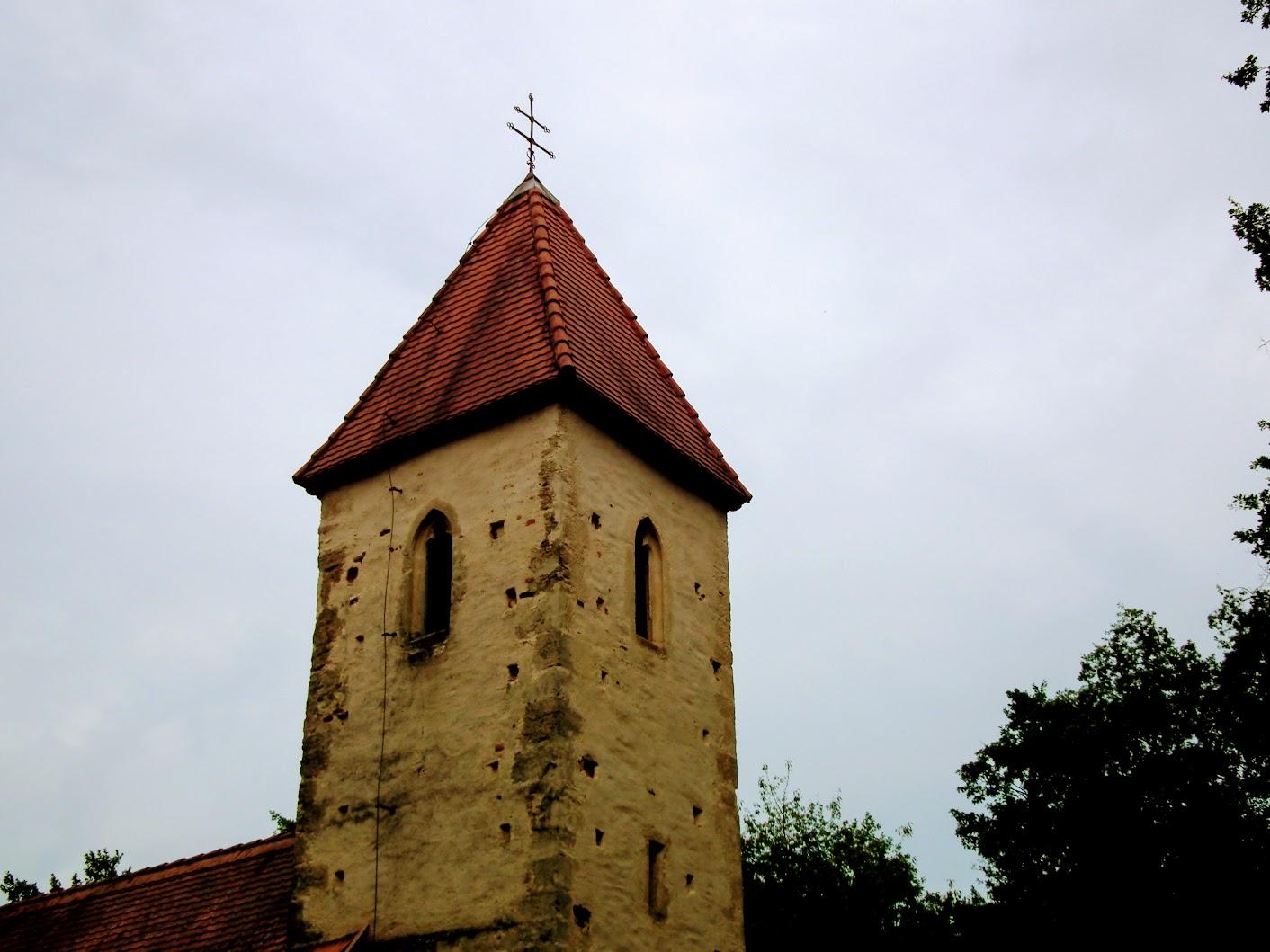 Velemér - Árpád-kori Szentháromság és Szent István király rk. templom