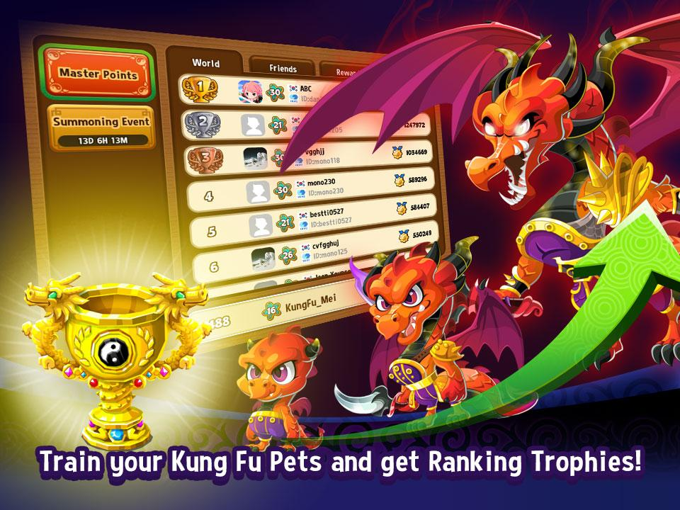 Kung Fu Pets- screenshot