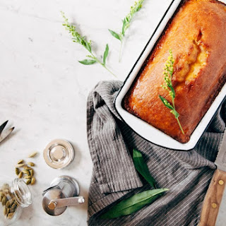 Hot Buttered Rum Pound Cake