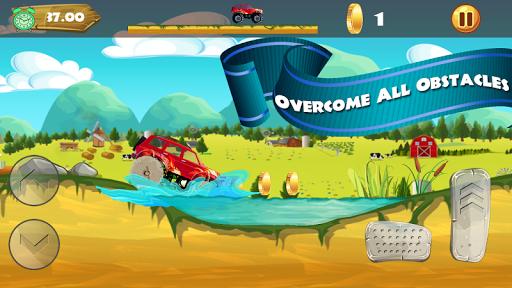 Best Monster Truck Climb Up 1.5 screenshots 9