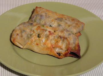 Southwestern Egg Rolls Recipe
