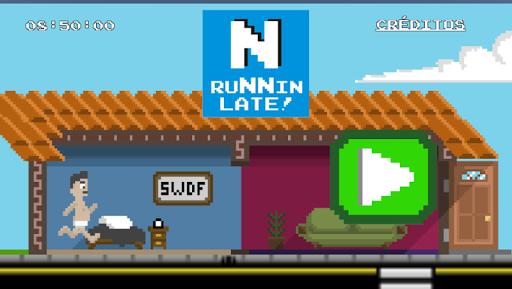 Runnin' Late