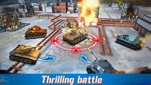 Fury Tank: World at War 1.0.4 screenshots 2