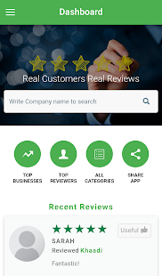 Review Buddy: Shopping, Food, Services - náhled