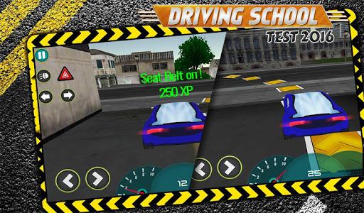 Driving School Test 2018 3D  {cheat|hack|gameplay|apk mod|resources generator} 4