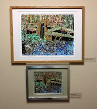 "Photo: ""Falling Water"" by Leslie Sher Apr. 2013 Weissman Ctr"