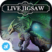 Live Jigsaws Dragon Reign Free