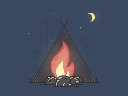 Tend Fire - náhled