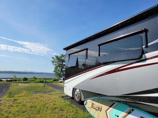 RV Park Review - Apple Island Resort (South Hero, Vermont)