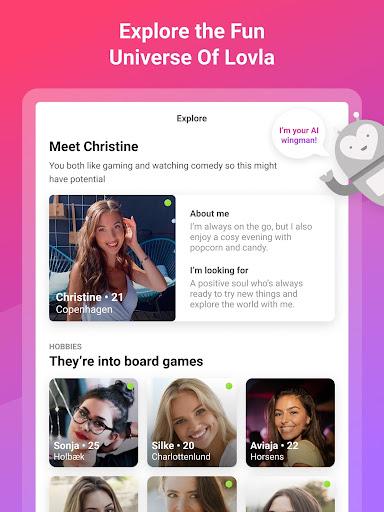 Lovla - The new dating app 97.2 screenshots 12