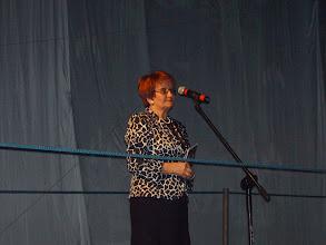 Photo: Alicja Kobus - Przewodniczaca Gminy Zydowskiej w Poznaniu