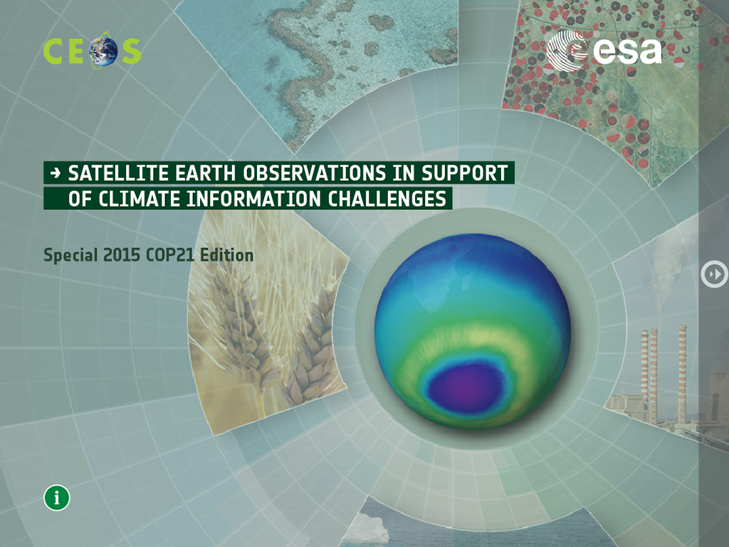 ESA EO Handbook COP21 edition- screenshot