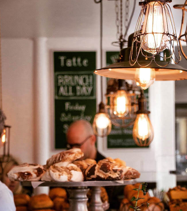 The decor at Tatte in Beacon Hill. Photo: cecilydlp.