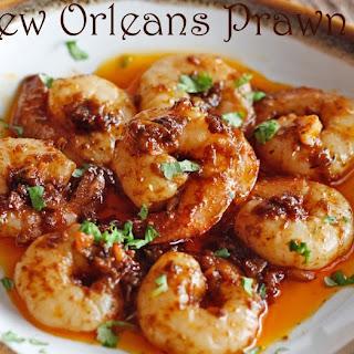 New Orleans Prawn Recipe