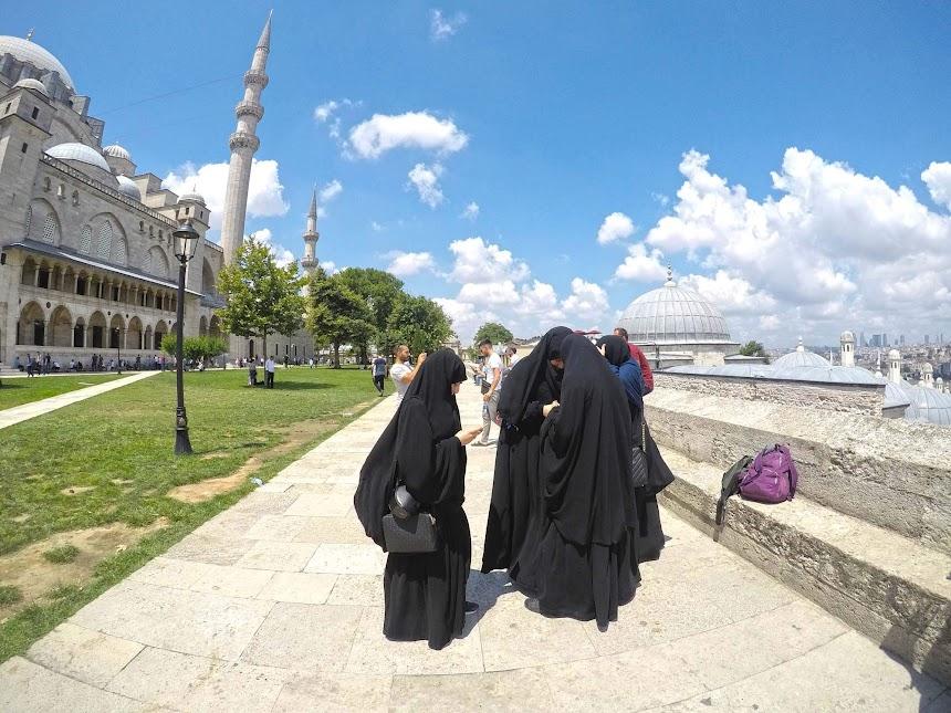 Dia 7 - Ao sétimo dia até Deus descansou... em ISTAMBUL 🇹🇷 | Crónicas do Rally Mongol